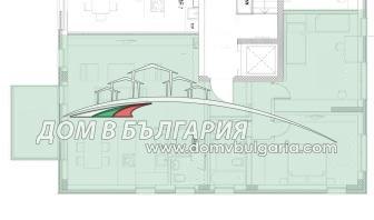 Вашето семейно жилище във Варна - Тристаен апартамент 84 м2 – Изложение: Юг-Запад